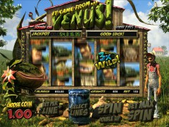 It Came From Venus Jackpot slotgames77.com Betsoft 4/5
