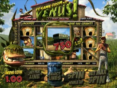It Came From Venus Jackpot slotgames77.com Betsoft 5/5
