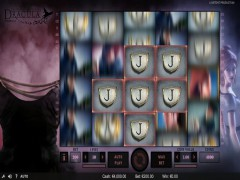 Universal Monsters Dracula slotgames77.com NetEnt 4/5