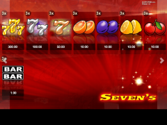 Seven's slotgames77.com iGaming2GO 2/5