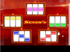 Seven's slotgames77.com iGaming2GO 3/5