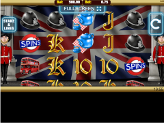 Best of British slotgames77.com Nektan 1/5