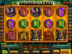 Spirits of Aztec slotgames77.com Novomatic 1/5