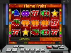 Flame Fruits slotgames77.com Novomatic 1/5