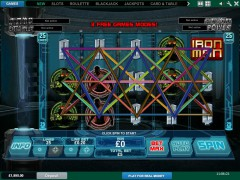 Iron Man 3 slotgames77.com Playtech 3/5