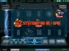 Iron Man 3 slotgames77.com Playtech 4/5