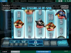 Iron Man 3 slotgames77.com Playtech 5/5