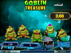 Goblin Treasure - Spadegaming