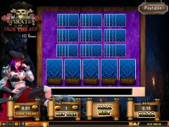 Pirate Of Face The Ace 10 Lines slotgames77.com Spadegaming 1/5