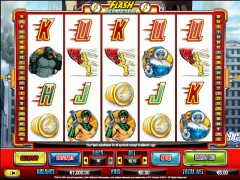 The Flash slotgames77.com NextGen 1/5