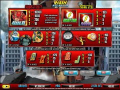 The Flash slotgames77.com NextGen 3/5