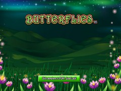 Butterflies slotgames77.com NYX Interactive 1/5
