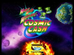 Money Mad Martians! Cosmic Cash slotgames77.com Barcrest 1/5