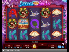 Jewel Of The Arts slotgames77.com IGT Interactive 1/5