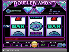 Double Diamond slotgames77.com IGT Interactive 4/5