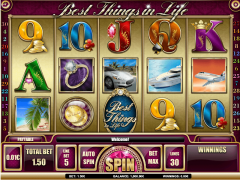 Best Things In Life slotgames77.com iSoftBet 2/5