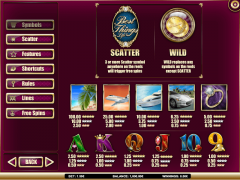 Best Things In Life slotgames77.com iSoftBet 3/5
