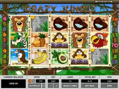 Crazy Jungle - Topgame
