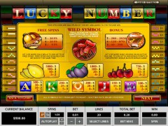 Lucky Number slotgames77.com Topgame 2/5