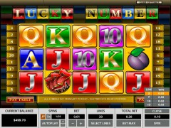 Lucky Number slotgames77.com Topgame 5/5