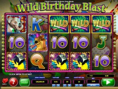 Wild Birthday Blast - Microgaming