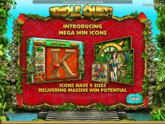 Temple Quest slotgames77.com Quickfire 1/5
