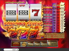 Scorching Sevens slotgames77.com Saucify 2/5