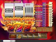 Scorching Sevens slotgames77.com Saucify 4/5