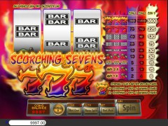 Scorching Sevens slotgames77.com Saucify 5/5