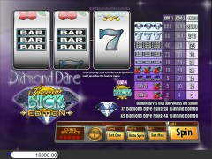 Diamond Dare Bonus Bucks slotgames77.com Saucify 1/5