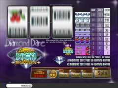 Diamond Dare Bonus Bucks slotgames77.com Saucify 2/5