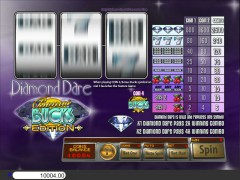 Diamond Dare Bonus Bucks slotgames77.com Saucify 5/5