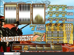 Magnificent 7's slotgames77.com Betonsoft 2/5