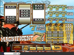 Magnificent 7's slotgames77.com Betonsoft 4/5