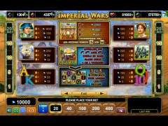 Imperial Wars slotgames77.com Euro Games Technology 2/5