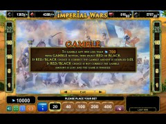 Imperial Wars slotgames77.com Euro Games Technology 4/5