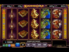 Kashmir Gold slotgames77.com Euro Games Technology 1/5