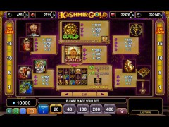 Kashmir Gold slotgames77.com Euro Games Technology 2/5