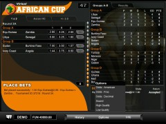 Virtual African Cup slotgames77.com 1X2gaming 4/5