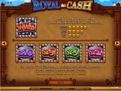 Royal Cash slotgames77.com iSoftBet 3/5