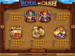 Royal Cash slotgames77.com iSoftBet 4/5
