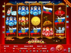 Russia 9 Lines slotgames77.com Wirex Games 1/5