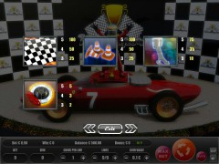 Motor Sports 9 Lines slotgames77.com Wirex Games 5/5