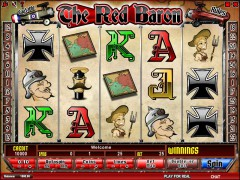 The Red Baron slotgames77.com iSoftBet 1/5