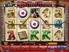 The Red Baron slotgames77.com iSoftBet 4/5