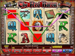 The Red Baron slotgames77.com iSoftBet 5/5