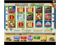 Roman Empire 9 Lines slotgames77.com Wirex Games 1/5