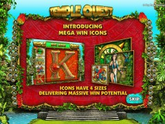 Temple Quest slotgames77.com Big Time Gaming 1/5