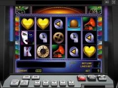 Heart of Gold slotgames77.com Gaminator 1/5