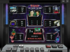Star Attraction slotgames77.com Gaminator 2/5